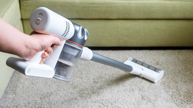 明美发布吸尘器及扫地机器人解决方案